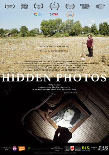 poster hidden photos